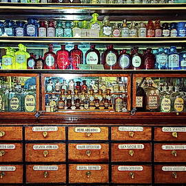 The Pharmacy Museum in Lviv, Ukraine by Lyuba Filatova