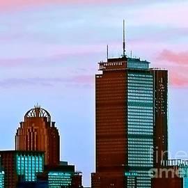 The PRU - Iconic Boston by Lori Pessin Lafargue