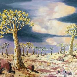 The Quiver Tree Forest. by Rudi Venter
