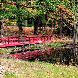 The Red Bridge by Sandi Kroll