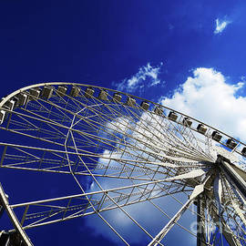 The Ride To Acrophobia by Rick Locke