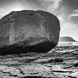 The Rock by Aaron Geraud