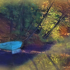 The Rowboat by Angela Davies