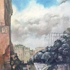 The rubbish by Andrey Svistunov