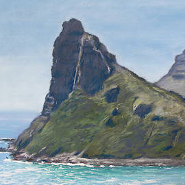 The Sentinel, Hout Bay by Christopher Reid