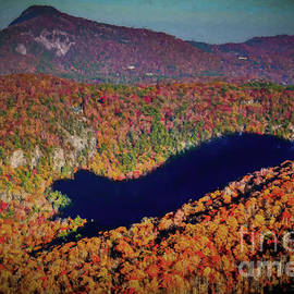 The Shadow of the Bear-Cashiers  Highlands NC by Janice Pariza