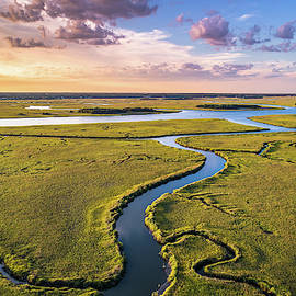 The Spit Sullivan's Island by Donnie Whitaker
