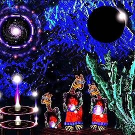The  Stargate  Festival by Hartmut Jager