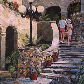 The Steps by Alan Lakin
