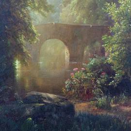 The Stone Bridge by David Lloyd Glover