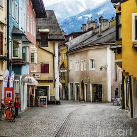 The Streets of Vipiteno by Flo Photography