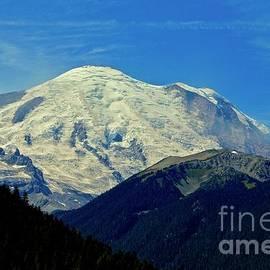 The Summit of Mt. Rainier by Craig Wood