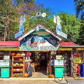 The Sunrise Grocery by Debra and Dave Vanderlaan