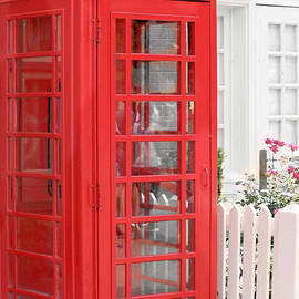 The Telephone Booth by Diann Fisher