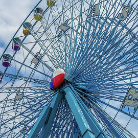 The Texas Star, State Fair Of Texas by Robert Bellomy