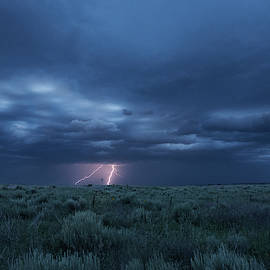 The Thrill of a Kansas Storm by Mary Lee Dereske