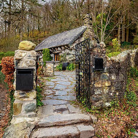 The Ugly House Snowdonia by Adrian Evans