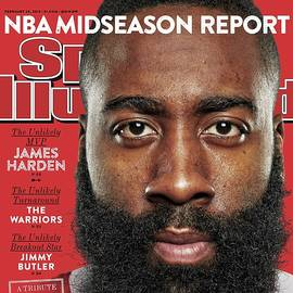 The Unlikely Mvp James Harden Sports Illustrated Cover
