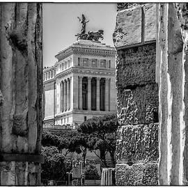 The Vittorino In Rome by Wolfgang Stocker