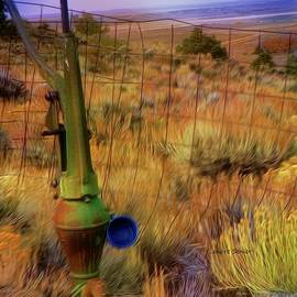 The Water Pump Painting by Lenore Senior