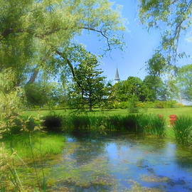 The Willows of Grand Pre by Karen Cook
