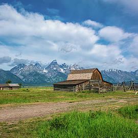 The Wrong Barn by Douglas Wielfaert