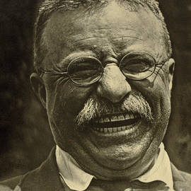 American School - Theodore Roosevelt laughing