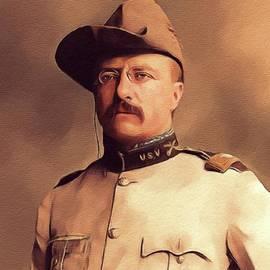 John Springfield - Theodore Roosevelt, President