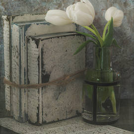 Thinking of You - Still Life with Tulips by TL Wilson Photography by Teresa Wilson