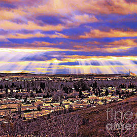 This Is Why I Miss Okotoks by Al Bourassa