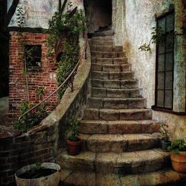 Thornburg Stairs by Terry Davis
