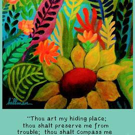 Thou Art My Hiding Place by A Hillman