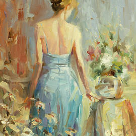 Thoughtful by Steve Henderson