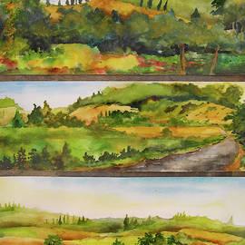 Three Views by James Huntley