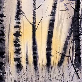 Through the Aspens by Max Good