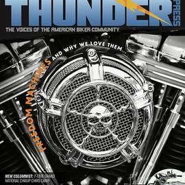 Thunder Press Magazine by Tim Gainey