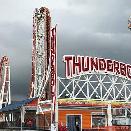 Virginia Giblin - Thunderbolt at Coney Island