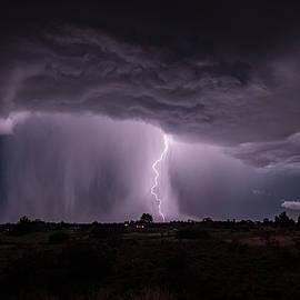 Thunderstorm #4 by Lou Novick