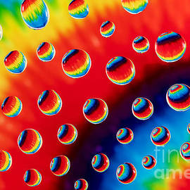 Tie Dye Exposion by Anthony Sacco