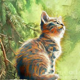 Tiger Kitty by Tina LeCour