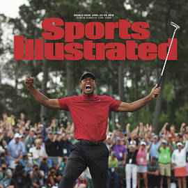 Tiger Woods, 2019 Masters Tournament Champion Sports Illustrated Cover