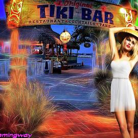 Tiki Bar by Richard Hemingway