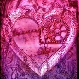Time Heals a Broken Heart by Putterhug Studio