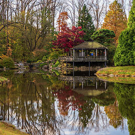 Time of Reflection by Carrie Goeringer