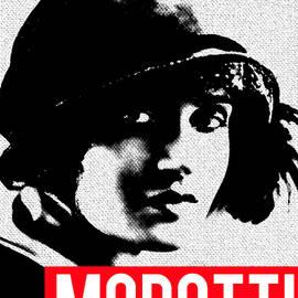 Tina Modotti by MB Dallocchio