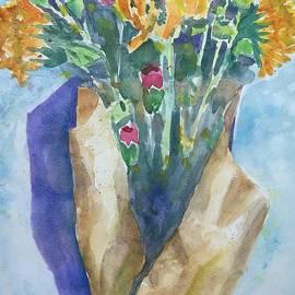 Todays Bouquet by Marita McVeigh