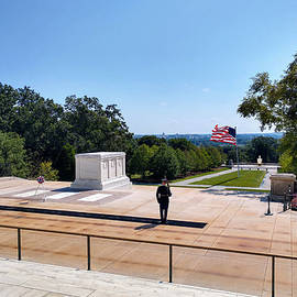 Tomb of the Unknown Soldier by Michael Rucker