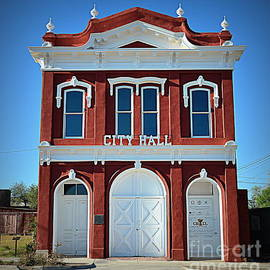 Tombstone City Hall by Tru Waters