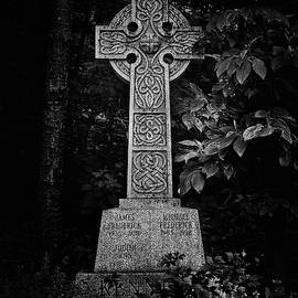 Tombstone Shadow No 17 by Brian Carson