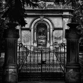 Tombstone Shadow No 6 by Brian Carson